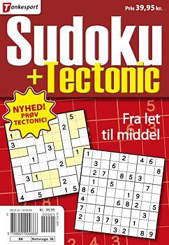 Sudoku Tectonic - Nummer 6
