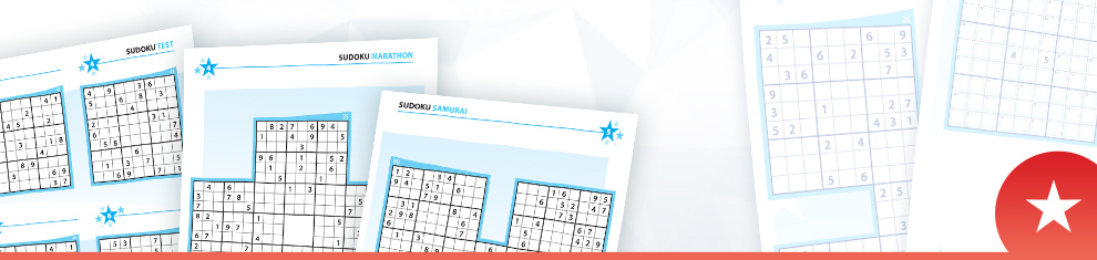 Tankesport Sudoku